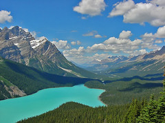 Peyto Lake, Banff National Park, Canada by BelCan75
