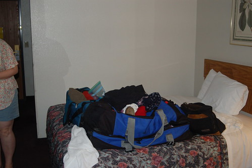 2008 Spring Vacation: The Motel Room