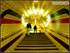 1. London Underground Color Tunnel