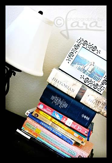 Reading: my comfort
