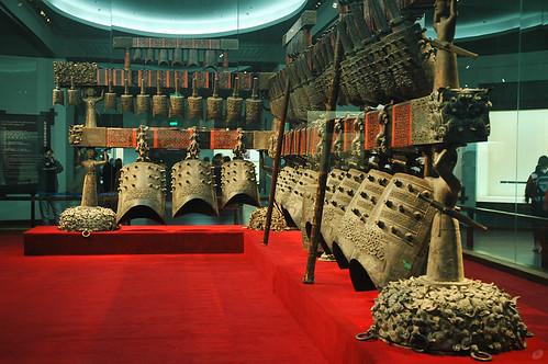 曾侯乙编钟 Two-tone set-bells of Marquis Yi of Zeng State