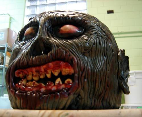 Zombie Cake !!!!