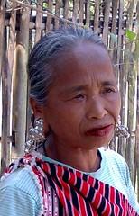 Karbi woman (Cultural Pursuits) Tags: faces karbi northeastindia anglong