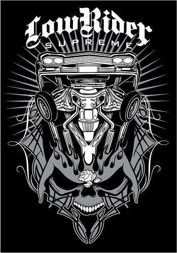 lowrider supreme clothing