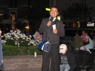 Pastor Harka Khadka from Nepal