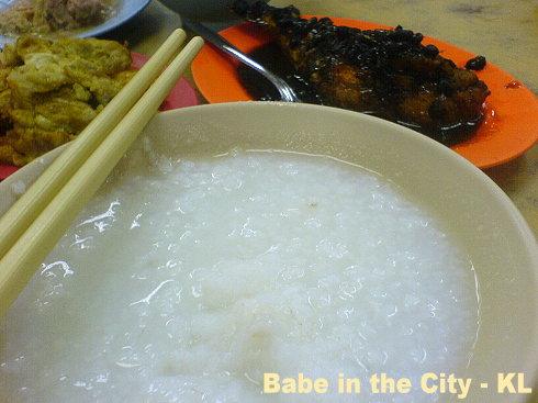 Fong Wah Teo Chew Porridge (RM16.50)