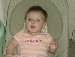 motyl 739 (motylman) Tags: pictures b baby playing fun big emily brother 5 sissy laugh months 18 graysen