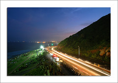 My Beautiful Vizag (coold) Tags: sunset beach night vizag coold vizagbeach
