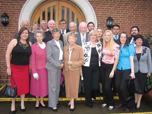 Fr Tom's family