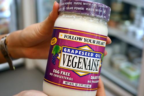 Organic vegan mayo!