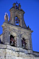Espadaña de Sta. María (Juan de la Cruz Moreno Balboa) Tags: úbeda iglesiadestamaría