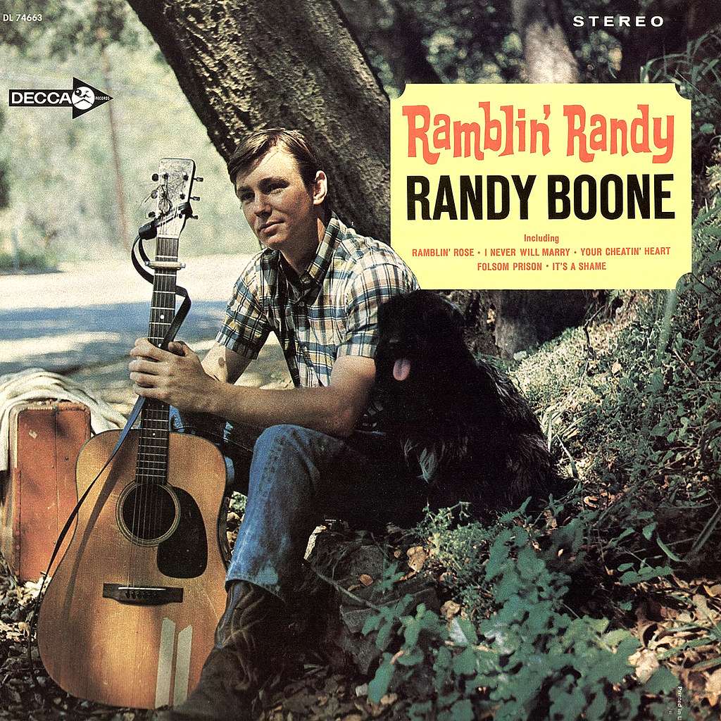 Randy Boone - Ramblin' Randy