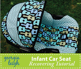 New Infant Seat Cover