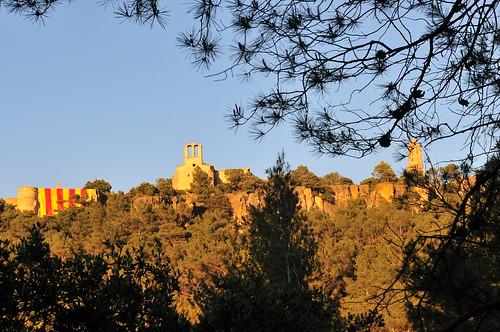 Vistes del castell 1
