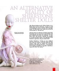 """Men Dolls"" book (Shirrstone Shelter dolls) Tags: art ball doll bjd shelter porcelain jointed shirrstone sssdolls"