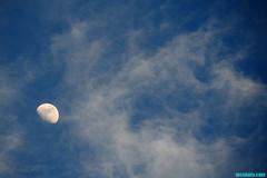 AnotherMondayMoon (mcshots) Tags: california travel winter sky usa moon beach clouds evening coast skies stock luna socal moonrise mcshots lunar losangelescounty dockweiler statebeach