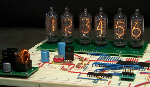 TUT] [HARD] [SOFT] How to build a Nixie Clock | AVR Freaks