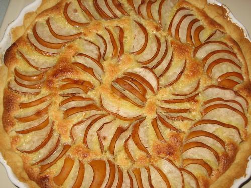 gf pear tart