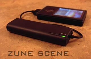 zune charger