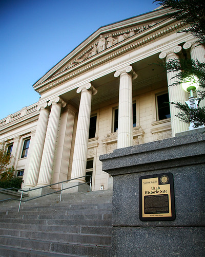 Utah County Courthouse