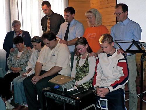 Elsô Szeretet Baptista Gyülekezet