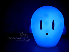 am I scary? (*northern star) Tags: blue light ikea halloween lamp canon scary sweet blu ghost nightlight ghosts fantasma spoka lampada softlight spka northernstar tenero fantasmi littleghost spaventoso donotsteal allrightsreserved fantasmino northernstarandthewhiterabbit northernstar lilghost usewithoutpermissionisillegal northernstarphotography ifyouwannatakeitforpersonalusesnotcommercialusesjustask
