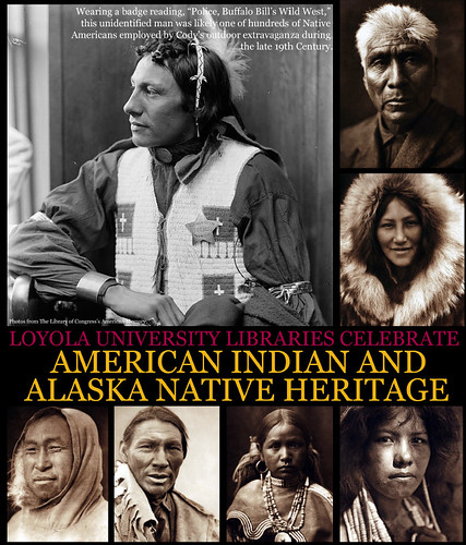 American Indian and Alaska Native Heritage month