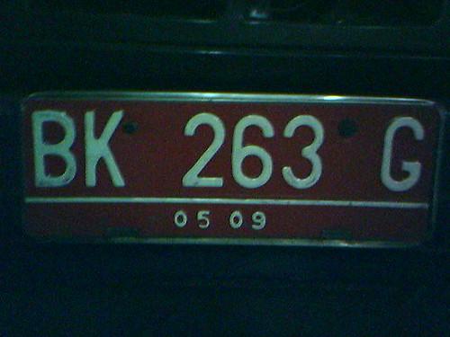 BK 263 G