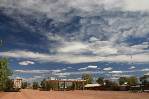 Cadney Park Roadhouse...