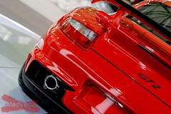The GT2 997 (MadVette) Tags: detail art up interesting close most rolls kuwait corvette royce gt2 rpm q8 997 madvette worldofcars