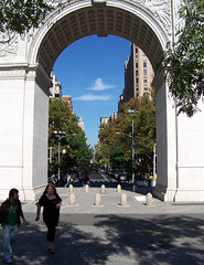 Washington Square Arch by Julio Costa Zambelli, on Flickr