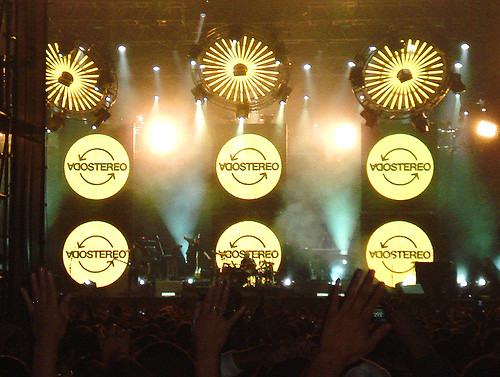 Soda Stereo en Lima 08.12.07