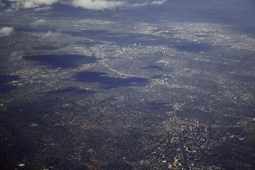 Denver, Colorado - from around 48K feet