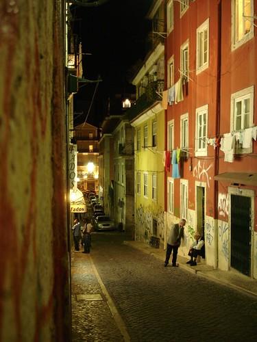 Más calles de Lisboa