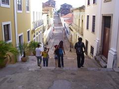 escadaria (Giovanna =]) Tags: maranho escadaria solus whbrasil ruadogiz miguxosindoembora