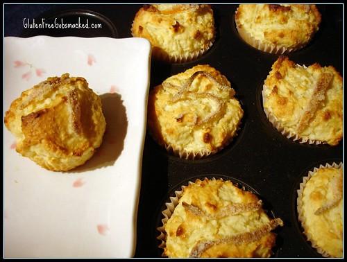 Orange-Quinoa Muffins
