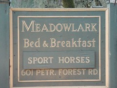 Meadowlark Bed & Breakfast