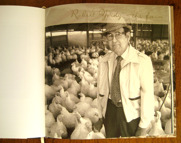 chapter page  - many turkeys