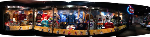 Hockey Hall of Fame pano