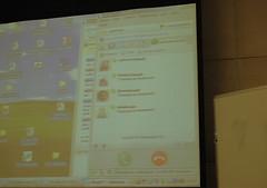 Participantes no Skypecast (colmeia) Tags: teaser colmeia