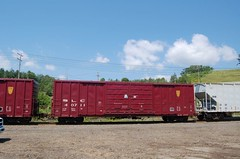 SLC 40711 (trainman308) Tags: railroad train vermont tank railway trains boxcar hopper freight tanker railroads oilcar