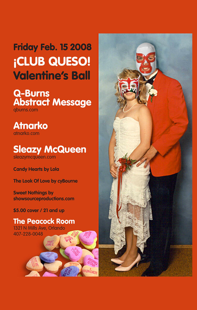 Â¡Club Queso! Valentine's Ball