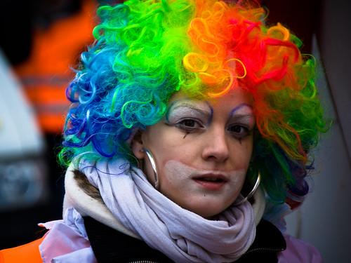 rainbow hair color upload photos for url