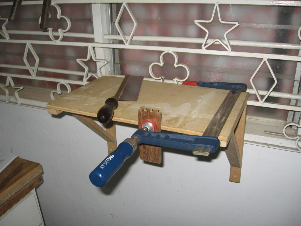 Dovetail Chopping Station