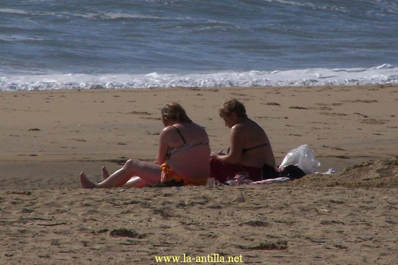 mujeres bikini