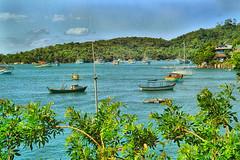 Caxadao_HDR (Beatriz Sasse) Tags: sea praia beach mar barco portobelo santacatarina oceano caxadao beatrizsasse absolutelystunningscapes