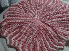 dishcloth2 002 (crochet-along) Tags: knitting craft yarn dishcloth cotton