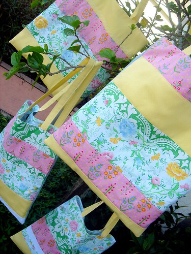 another flock of summer totes