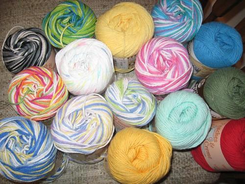 Pretty yarn!