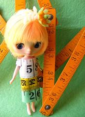 Measuring Tape Girl